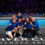 EUROPA CAMPEÓN DE LA LAVER CUP