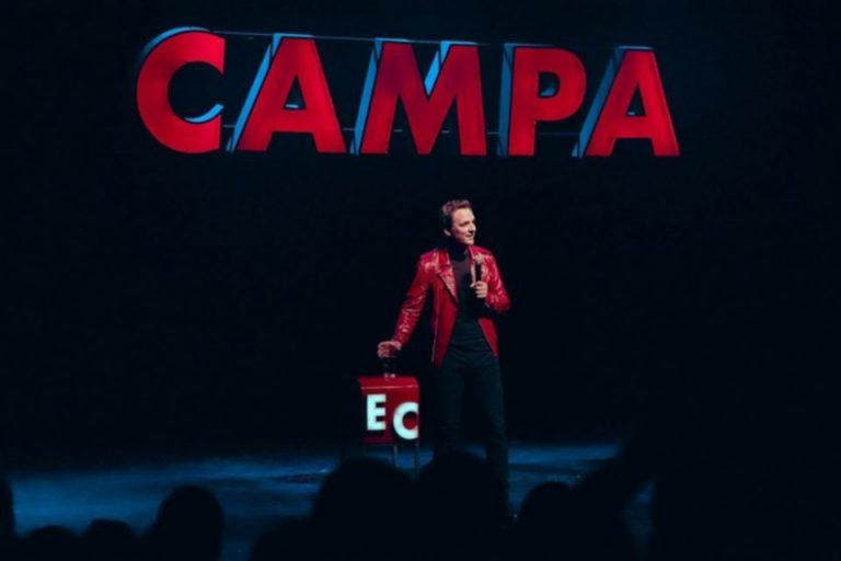 """EZEQUIEL CAMPA: """"TODOS LOS VIDEOS QUE HAGO, LOS VIVÍ EN CARNE PROPIA"""""""