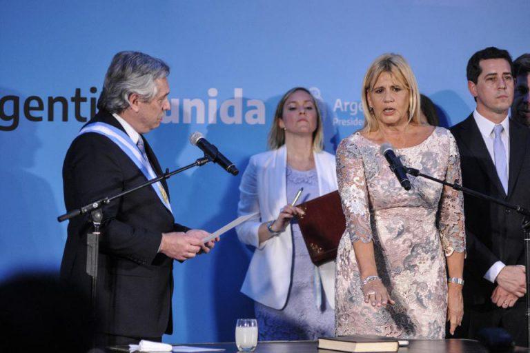 """MARCELA LOSARDO: """"NADIE ESTA DE ACUERDO CON LIBERAR A VIOLADORES Y ASESINOS"""""""