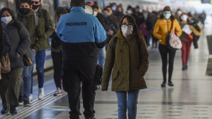 CORONAVIRUS EN ARGENTINA: CONFIRMARON 40 MUERTES Y 1216 CASOS EN LAS ULTIMAS 24 HORAS